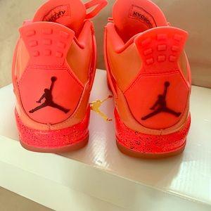 Nike Jordan Retro 4 - Hot Pink